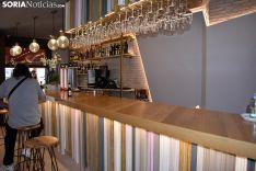 Reapertura del bar-restaurante Goyo.