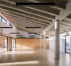 Foto 2 - El centro social de Noviercas, finalista de los Premios FAD Arquitectura 2020