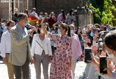 Foto 7 - GALERÍA: Los Reyes de España, en Vinuesa (Soria)