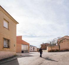 Foto 7 - El centro social de Noviercas, finalista de los Premios FAD Arquitectura 2020