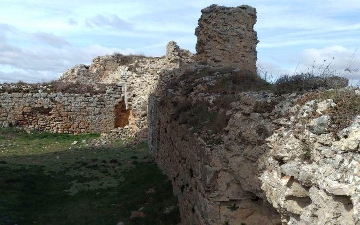 La muralla y el castillo de Rello entran en la Lista Roja del Patrimonio