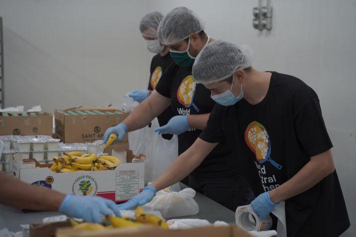 Imagen de la campaña 'Ningún hogar sin alimentos' de la Fundación La Caixa.