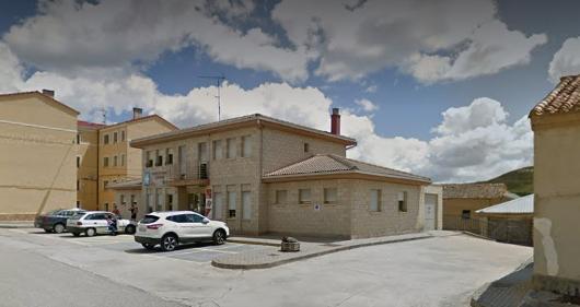 Centro de Salud de Gómara. /GM