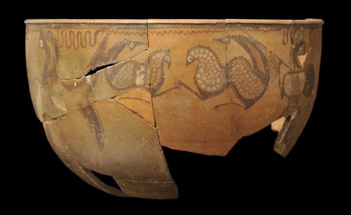 La cerámica numantina será una de las piezas que protagonizarán las actividades. /Jta.