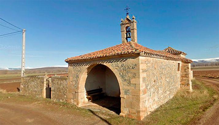 La ermita de La Soledad, en Cirujales del Río, en una imagen de archivo. /GM