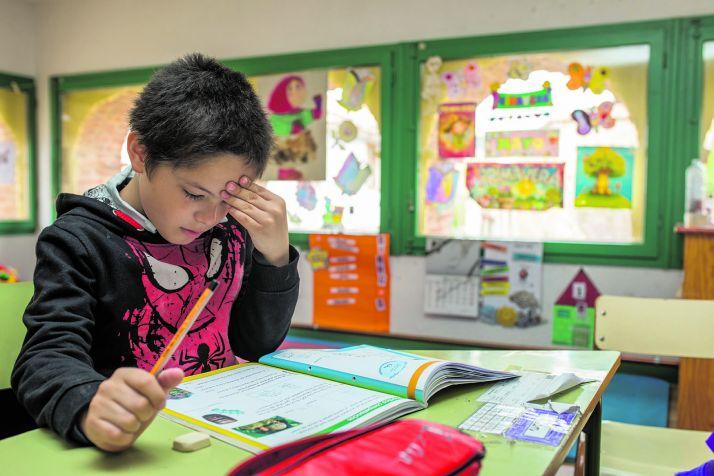 Foto 1 - 6 institutos y 1 colegio de Soria comienzan mañana sus clases de refuerzo
