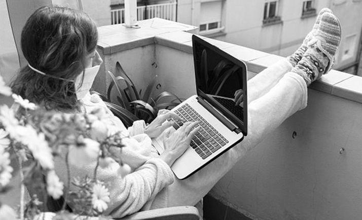 Foto 1 - El juzgado autoriza el aislamiento y cuarentena sobre diez viviendas de un barrio de Valladolid para contener al virus