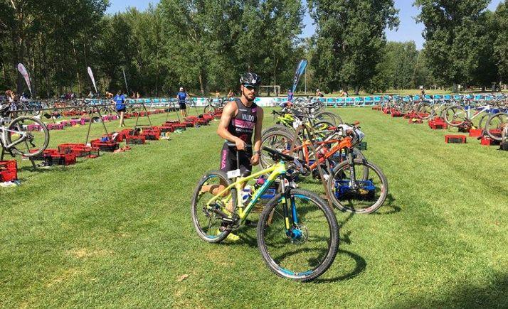 Foto 1 - La sostenibilidad y el respeto a la naturaleza, los otros pilares de la vuelta segura a la competición en Almazán