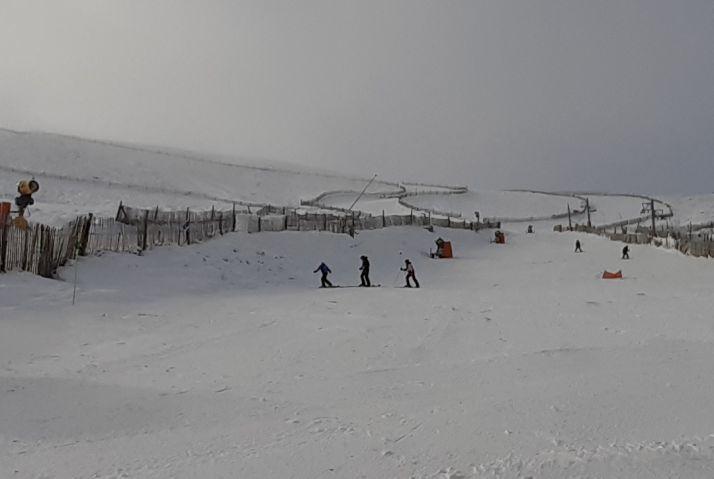 Foto 1 - 3M€ para la estación de esquí La Covatilla