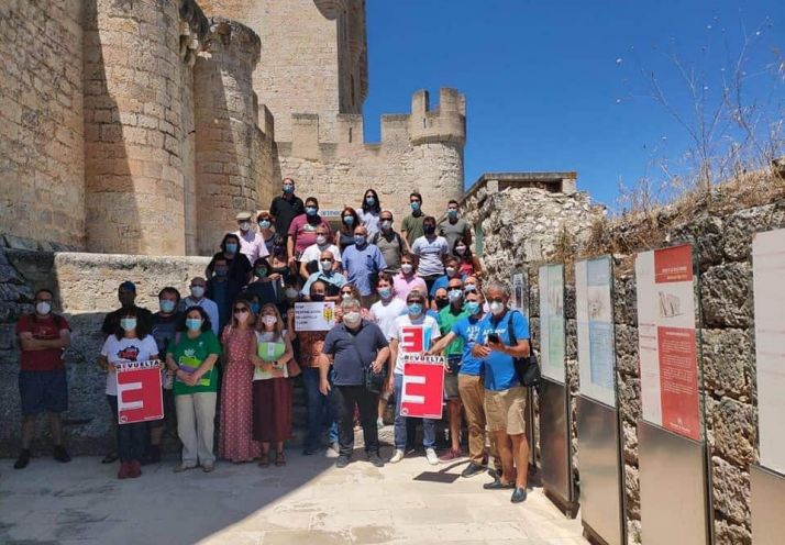 Foto 1 - Las asociaciones de CyL se organizan con la sanidad como primer objetivo