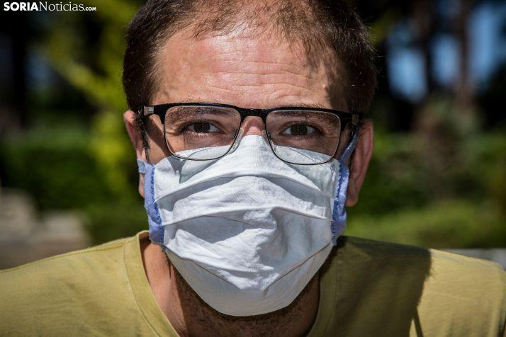 Entrevista a Eduardo Rodrigo: 'Me he sentido como un traficante y no eran armas ni droga, eran mascarillas'