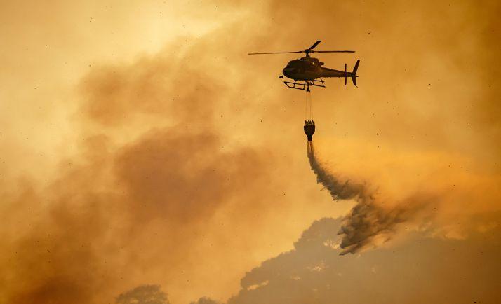 Foto 1 - Declarada la alarma de riesgo de incendios forestales por causas meteorológicas los días 30 y 31 de julio, y alerta el 1 de agosto en toda la región