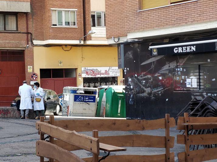 Foto 1 - Denunciado un bar de Soria por varios incumplimientos: Tabaco, horario, protección de datos, distancias…