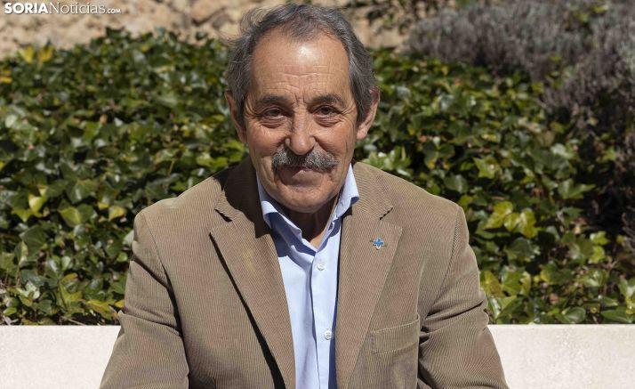 José Luis Molina, presidente de la Hermandad. /SN