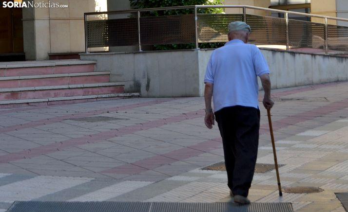 Foto 1 - En el último año, las pensiones de los sorianos han incrementado su cuantía un 2,61%