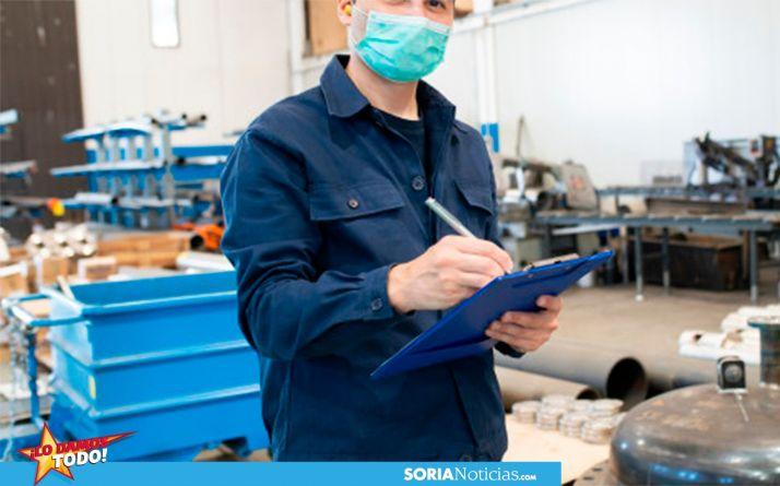 Foto 1 - El 65% de los trabajadores en ERTE en Soria ya se ha incorporado a su empleo, según el PSOE