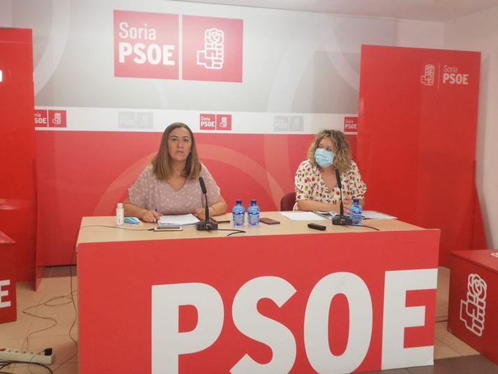 """Foto 2 - Virginia Barcones: """"El Plan Soria debe seguir porque no ha cumplido el objetivo para el que se elaboró"""""""