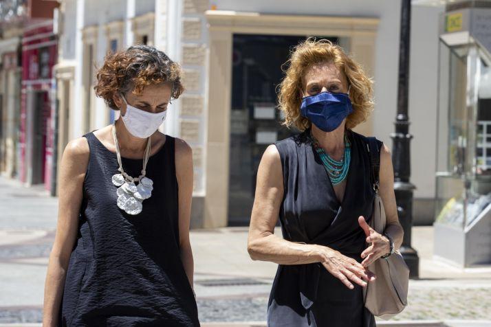 Foto 1 - 40 propuestas de sanción por no llevar mascarilla en Soria