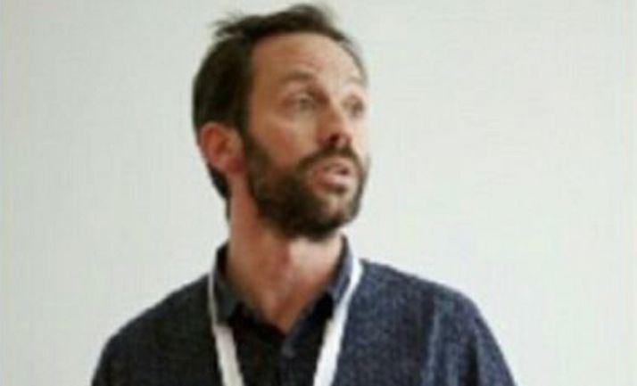 Rodrigo Gómez, en su imagen de perfil en una red social.