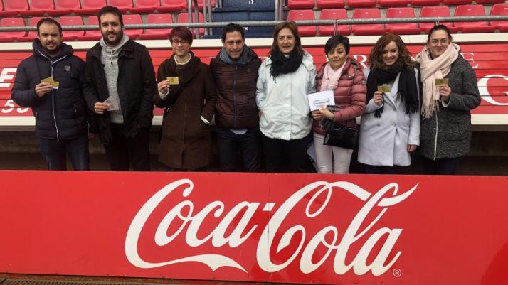 Foto 1 - Coca Cola regalará 150 entradas del Numancia a sanitarios de Soria