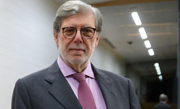 Santiago Aparicio, presidente de CECALE.
