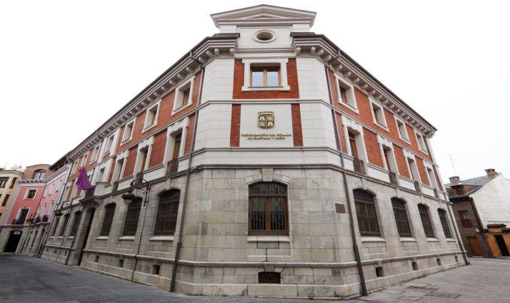 Sede del Procurador del Común, en León.