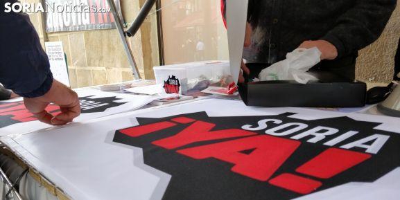 Foto 1 - La Soria Ya retoma encuentros pendientes con distintas administraciones