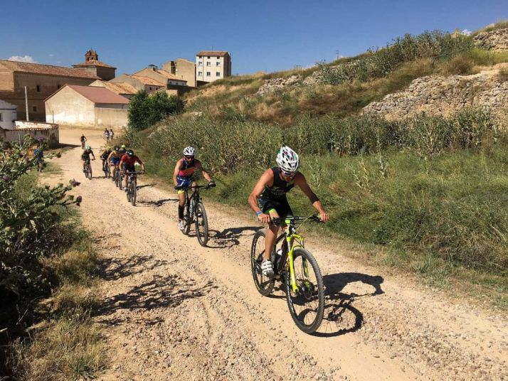 Se confirman las fechas de los Campeonatos de España de triatlón y duatlón de Soria y Almazán