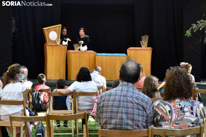 GALERÍA: Vuelve el teatro, vuelven las sonrisas y los aplausos a Soria