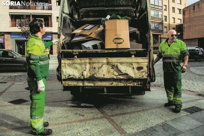 Foto 1 - Los informes técnicos descartan la municipalización del servicio de basuras