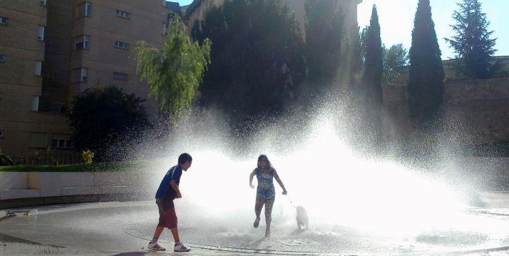 Foto 1 - El tiempo en Soria: domingo de sol y calor
