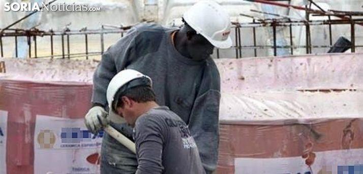 Foto 1 - Aumentan un 3,2% los afiliados extranjeros en Soria