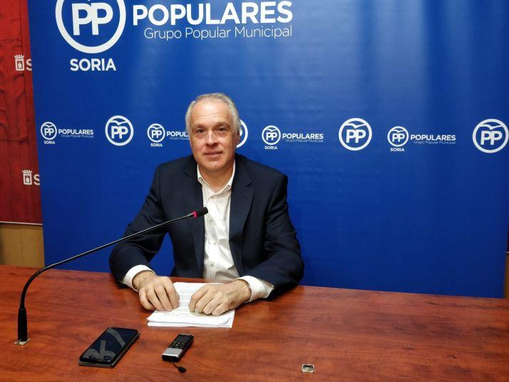 Foto 1 - El PP acusa al Ayuntamiento de Soria de prevaricación y fraude en los contratos