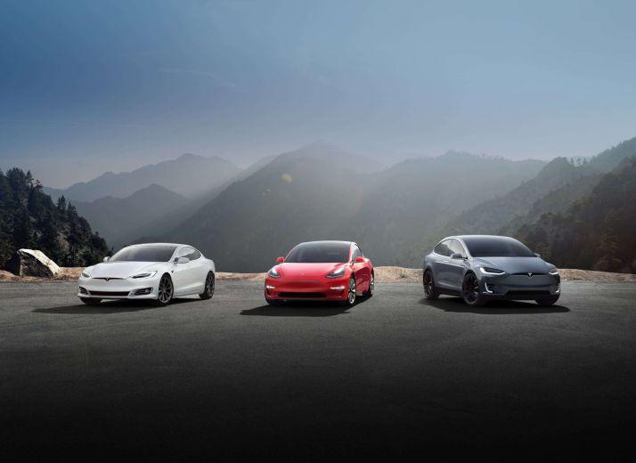 Tesla: La diferencia entre el Model 3, el Model S, el Model X y el Model Y