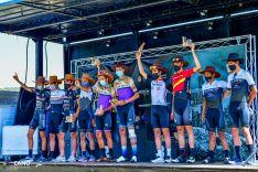 Foto 3 - Tiago Ferreira y Hans Becking vencedores de Colina Triste UCI 2020