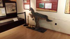Aula Paleontológica de los Dinosaurios de Villar del Río.