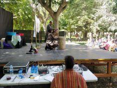 Foto 8 - GALERÍA: Teatro al aire libre y en familia, en la Dehesa