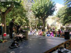Foto 6 - GALERÍA: Teatro al aire libre y en familia, en la Dehesa