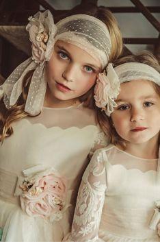 Soria Novias: stock de vestidos de comunión con el 40% de descuento hasta el 15 agosto