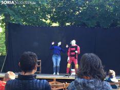 Foto 3 - GALERÍA: Teatro de calle en la Dehesa
