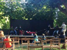 Foto 6 - GALERÍA: Teatro de calle en la Dehesa
