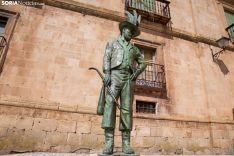 Villa de Almazán. /María Ferrer