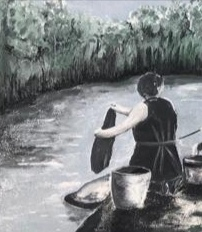 Foto 2 - Un recuerdo a las lavanderas para luchar por la igualdad