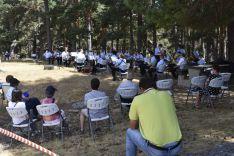 Foto 6 - GALERÍA: La banda de Duruelo de la Sierra 'da la nota' en Castroviejo
