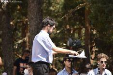 Foto 5 - GALERÍA: La banda de Duruelo de la Sierra 'da la nota' en Castroviejo