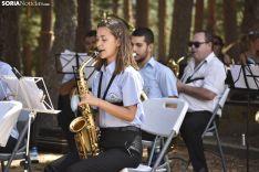 Foto 2 - GALERÍA: La banda de Duruelo de la Sierra 'da la nota' en Castroviejo
