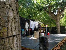 Foto 3 - GALERÍA: Teatro al aire libre y en familia, en la Dehesa
