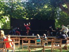 Foto 9 - GALERÍA: Teatro de calle en la Dehesa