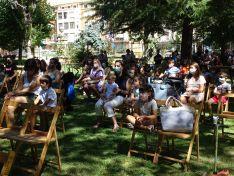 Foto 2 - GALERÍA: Expoesía invita a leer y soñar a los más pequeños