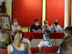 Entrega de los premios 'Un soneto para Soria'